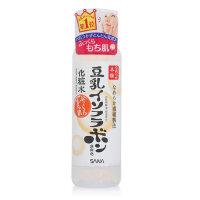 莎娜(SANA)豆乳美肤化妆水保湿爽肤水200ml 清爽型