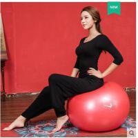 舞蹈服中袖显瘦修身宽松时尚瑜伽服套装女瑜珈专业运动初学者健身服