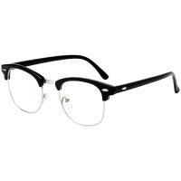 同款防蓝光辐射电脑眼镜框男护目平光镜女平镜防护眼睛潮近视