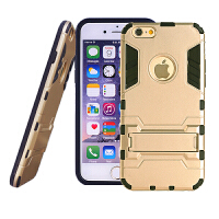 ikodoo爱酷多 苹果iPhone6/6S iPhone6/6S Plus手机保护套 强化PC+TPU材质二合一支架