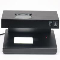 验钞灯紫外线小型家用便携式荧光灯紫光灯鉴定邮票台式迷你验钞机