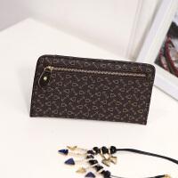 2018新款款女式钱包皮夹女士长款手拿包信封钱包零钱包手包