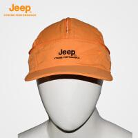 【特惠直降】Jeep/吉普 男女棒球帽夏季遮阳户外多功能两用防晒帽子J630600015