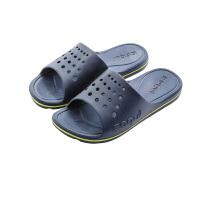 浴室拖鞋男夏季室内居家韩版软底防滑洗澡漏水厚底凉拖家用