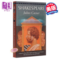 【中商原版】莎士比亚:凯撒大帝 英文原版 Julius Caesar William Shakespeare