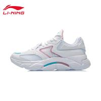 李宁跑步鞋女鞋2020新款跑鞋鞋子女士低帮运动鞋ARHQ108