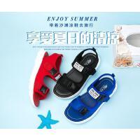 童鞋 男童单鞋中小童夏季时尚凉鞋儿童沙滩鞋休闲