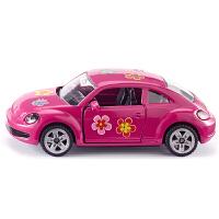 儿童玩具小汽车男孩大众甲壳虫1488车模型仿真合金