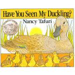 Have You Seen My Duckling? [Paperback]你看到我的小鸭了吗?(凯迪克银奖,平装) ISBN9780688109943