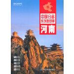 2021年中国分省系列地图册:河南
