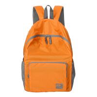WYQN折叠背包超轻防水双肩包皮肤包双肩女男轻便户外登山包旅行包