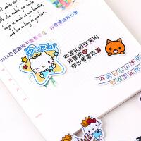 手帐贴纸素材 日韩卡通装饰工具 diy相册日记本贴画 Hello Kitty2