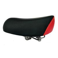 自行车坐垫 加大加厚电动车座塑壳通用配件休闲骑行装备山地车鞍座死飞海绵坐垫