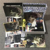 EXO鹿晗专辑写真集歌词本周边同款应援大礼包海报明信片生日礼物