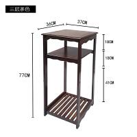 饮水机架客厅置物架厨房落地多层架实木电饭煲架烧水壶茶水桶架子