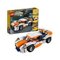 【当当自营】LEGO乐高积木创意百变组Creator系列31089 7岁+日落场地赛车