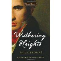 呼啸山庄英文原版 Wuthering Heights