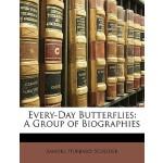 【预订】Every-Day Butterflies: A Group of Biographies