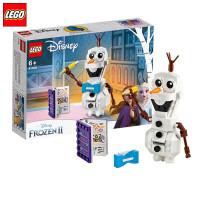 【当当自营】LEGO乐高积木迪士尼公主系列系列41169 雪宝