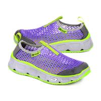 RAX正品超轻网布营地鞋 男女款户外透气徒步鞋 旅游运动鞋防滑鞋