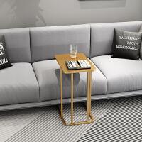 北欧沙发边几轻奢方桌边桌大理石角几小茶几床头桌子简约床边桌