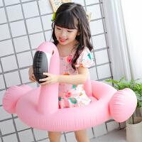 儿童泳衣女童可爱小鸟宝宝小中大童泳装套装女孩公主连体裙式泳衣