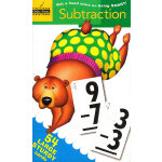 Subtraction (Little Golden Book) 减法(金色童书,学龄前练习册)ISBN 9780307249524