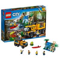 [当当自营]LEGO 乐高 City城市系列 丛林移动实验室 积木拼插儿童益智玩具60160