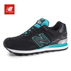新百伦NEW BALANCE NB新款复古经典休闲运动鞋男女情侣款ML574SIB
