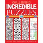 【预订】Incredible Puzzles: 150+ Timed Puzzles to Test Your Ski