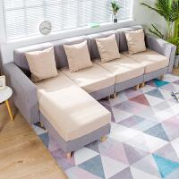 沙发宜家家居客厅布艺小户型北欧沙发三人四人位旗舰家具店