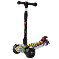 滑板车儿童溜溜车男孩女孩宝宝单脚踏板车滑滑车