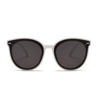 【1件2折:29.8】doodoo2019新款猫眼大框眼镜墨镜女款太阳镜摩登风尚女士太阳镜