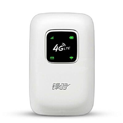 锋羽L519移动随身wifi4G无线路由器上网卡托mifi车载 搭配中国移动全国漫游流量卡12G 24G 48G 96G 180G 192G 360G 累计1年