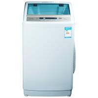 双鹿 XQB70-168G 7.0公斤 全自动波轮洗衣机 一键脱水(绿色)