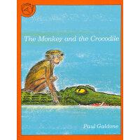 The Monkey and the Crocodile 猴子和鳄鱼的故事 9780899195247