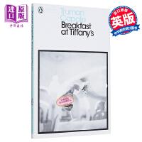 【中商原版】蒂凡尼的早餐 英文原版 Breakfast At Tiffany's 进口正版