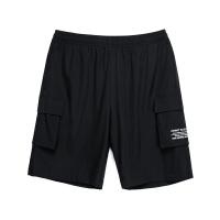 361短裤男士裤子夏季宽松透气薄款大口袋工装裤休闲运动五分裤潮男装
