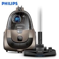 飞利浦(PHILIPS) 吸尘器 家用 FC8518/81 手持大功率1400W强力吸尘器 无尘袋低噪音高端大吸力