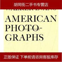 【二手旧书8成新】沃克・埃文斯 美国影像 _美_沃克・埃文斯(作者) 浙江摄影出版社 9787551407007