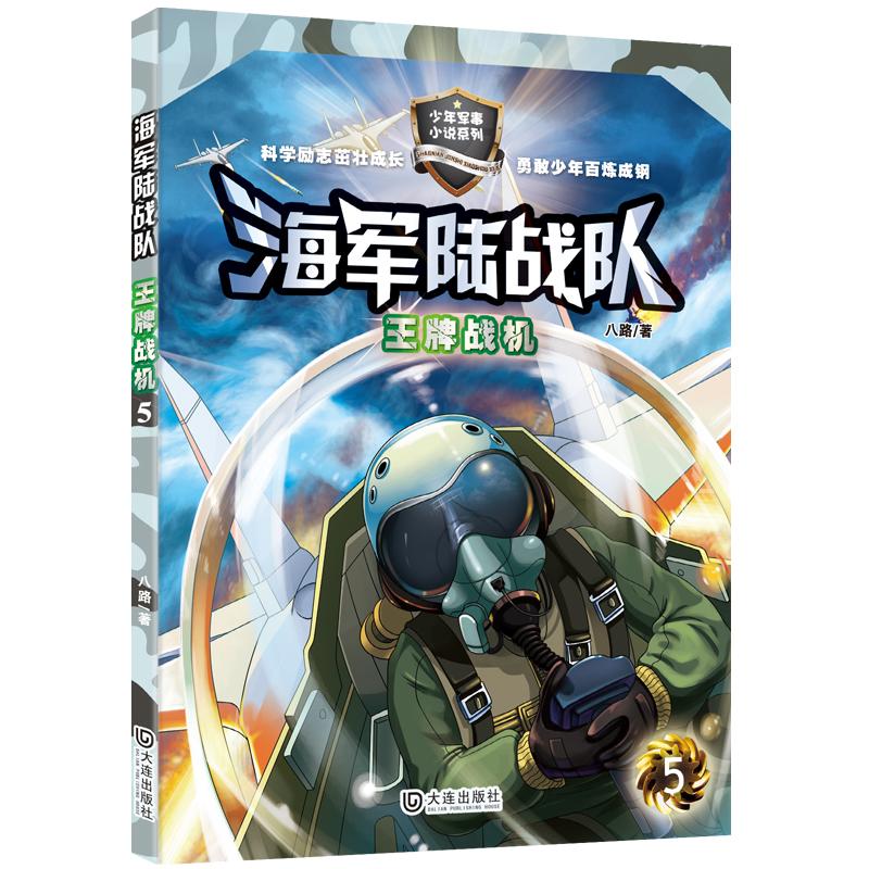 海军陆战队·王牌战机(2018版) 中国海军陆战题材少年军事小说