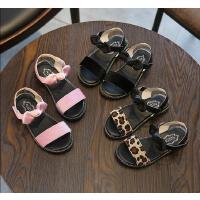 女童凉鞋中大童罗马公主鞋儿童透气鞋小学生夏季软底