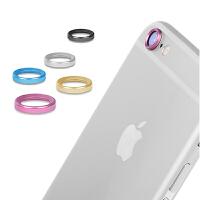 【包邮】确悦 iPhone6 plus镜头保护圈 ip6plus手机摄像头环i6金