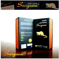 印尼猫屎咖啡豆Kopi Luwak原装Suryana罗巴斯特麝香猫咖啡豆 200g