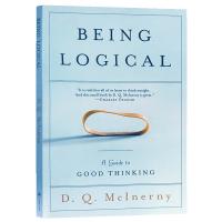 正版现货 简单的逻辑学 英文原版 Being Logical: A Guide to Good Thinking 思维