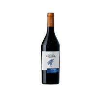 卡思黛乐家族美乐干红葡萄酒 法国原瓶进口 750ml