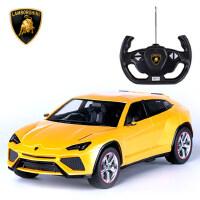 兰博基尼USB充电儿童玩具遥控车 SUV遥控车
