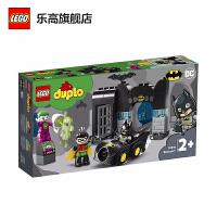 【����自�I】LEGO�犯叻e木 得��DUPLO系列 10919 蝙蝠�b抓捕行�� 玩具�Y物
