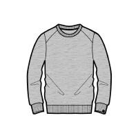 【361度特惠日 2件4折】361度男装2018冬季新款运动服男套头卫衣