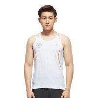 【3件99】特步男背心透气舒适亲肤T恤上衣运动健身背心男983229090062